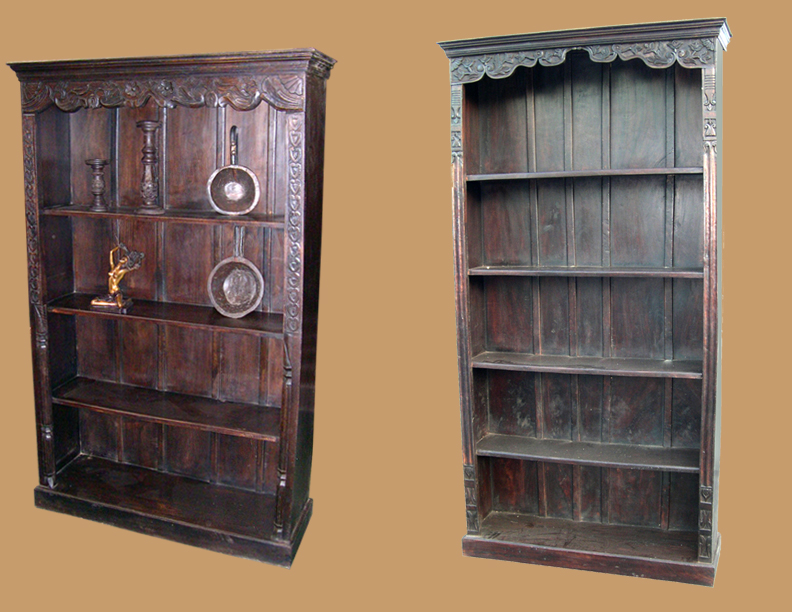 wood bookcases ... wood bookcase tuscan bookcases solid_wood_bookcase tribal_bookcase  rustic_bookcase LLCDXBD