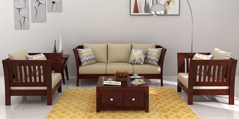 wood sofa where to buy wooden sofa sets in india PZVKDSA