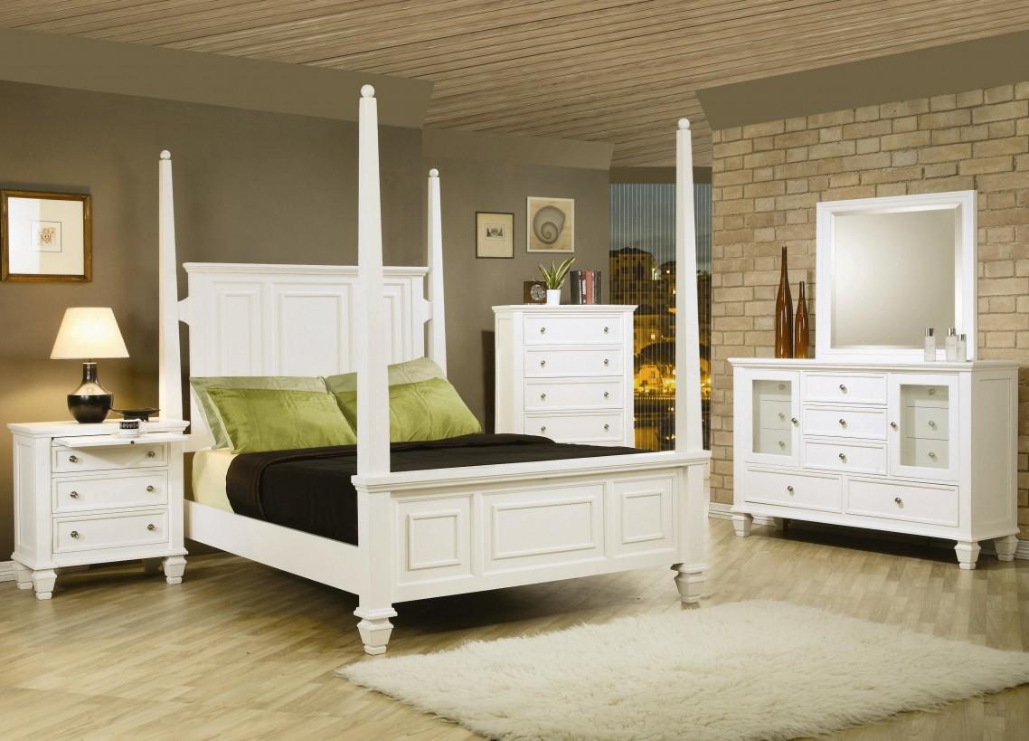 wood white bedroom furniture for adults DJBVJUU