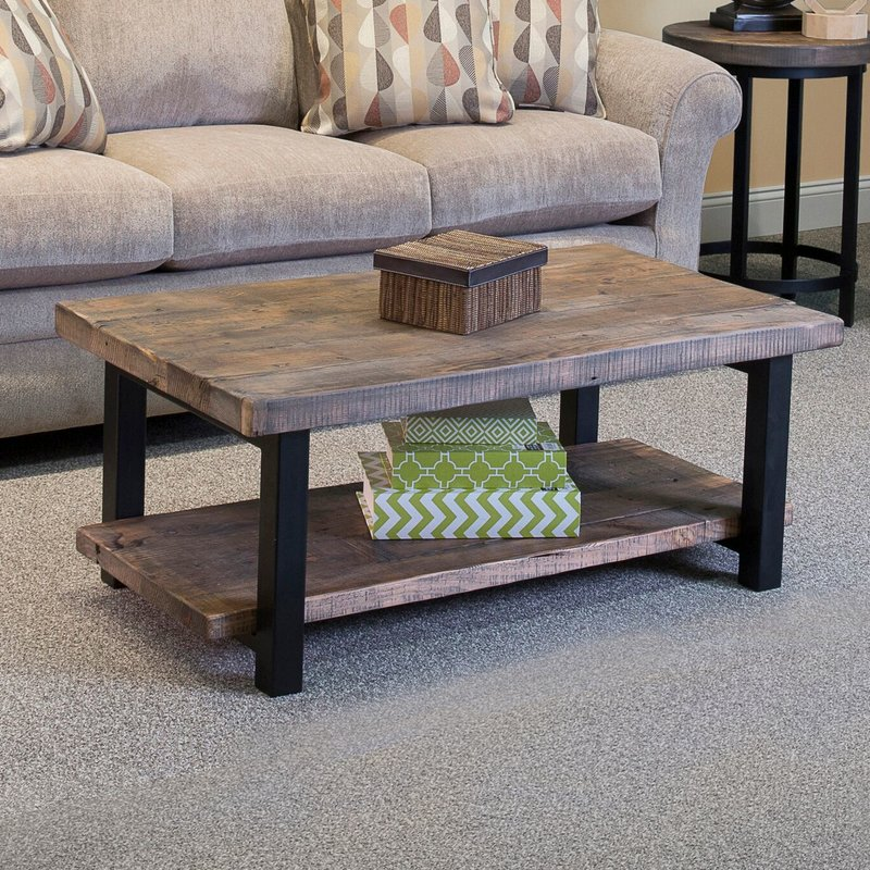 Tips to choose wooden coffee tables