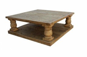 wooden coffee tables rustic wood coffee tables | large turned leg coffee table UMQNMLX