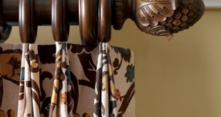 wooden curtain rods kirsch decorative wood drapery hardware, kirsch wood poles | drapery rods  direct DHNGEOR