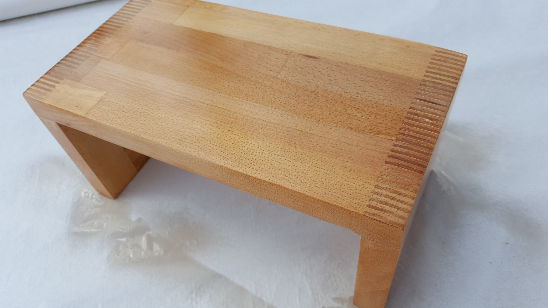 wooden step stool making a wood step-stool - youtube YQEKTHV