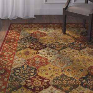 wool area rugs balthrop red wool hand tufted area rug HGTERGI