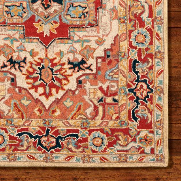 wool area rugs phoenix hand-hooked wool area rug PTGLPDI