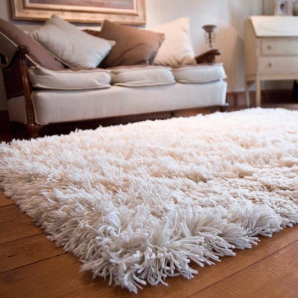 wool rugs cream highlander luxury shaggy rug XNJWWUV
