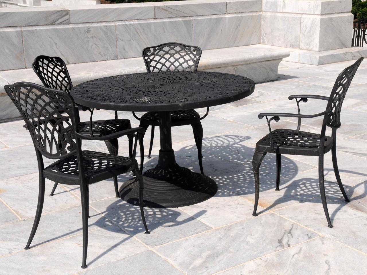 wrought iron patio furniture JCDHUAG