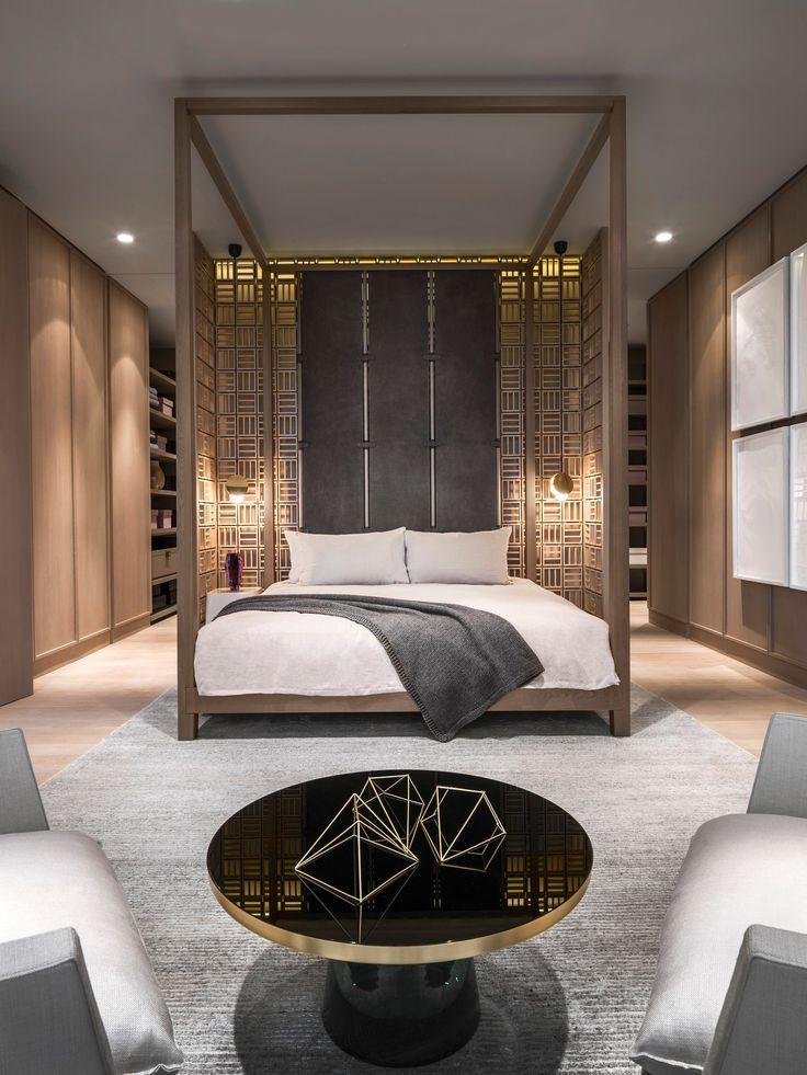 yabu pushelberg - amazing master bedroom, best interior design, top interior TWRUEWT