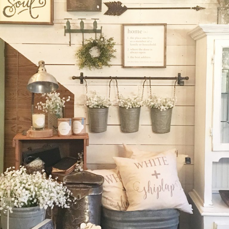 27 rustic wall decor ideas to turn shab into fabulous wall collage with IIQNZBW