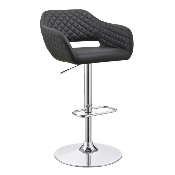 adjustable bar stools adjustable bar stool 100828 black MNNOTMU