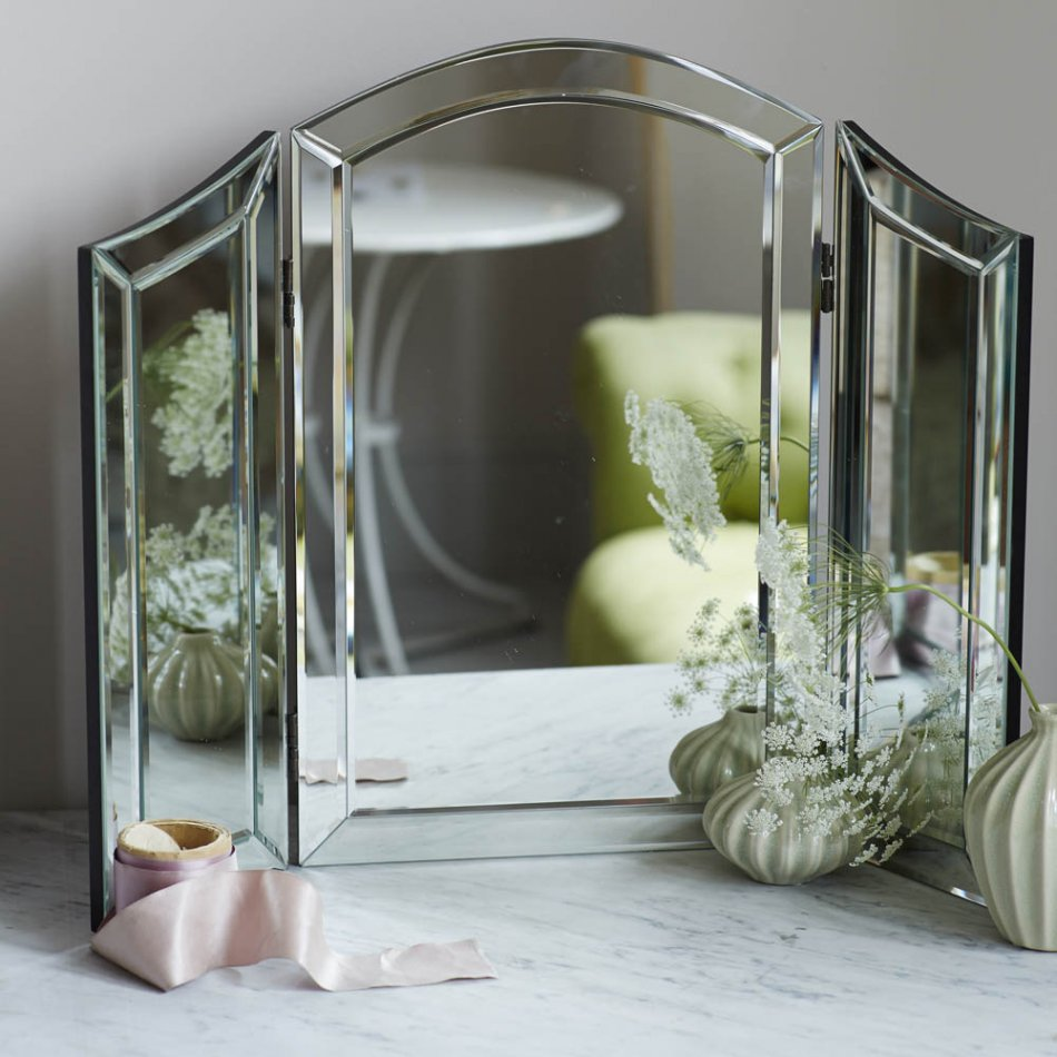 alina dressing table mirror DNENYLS