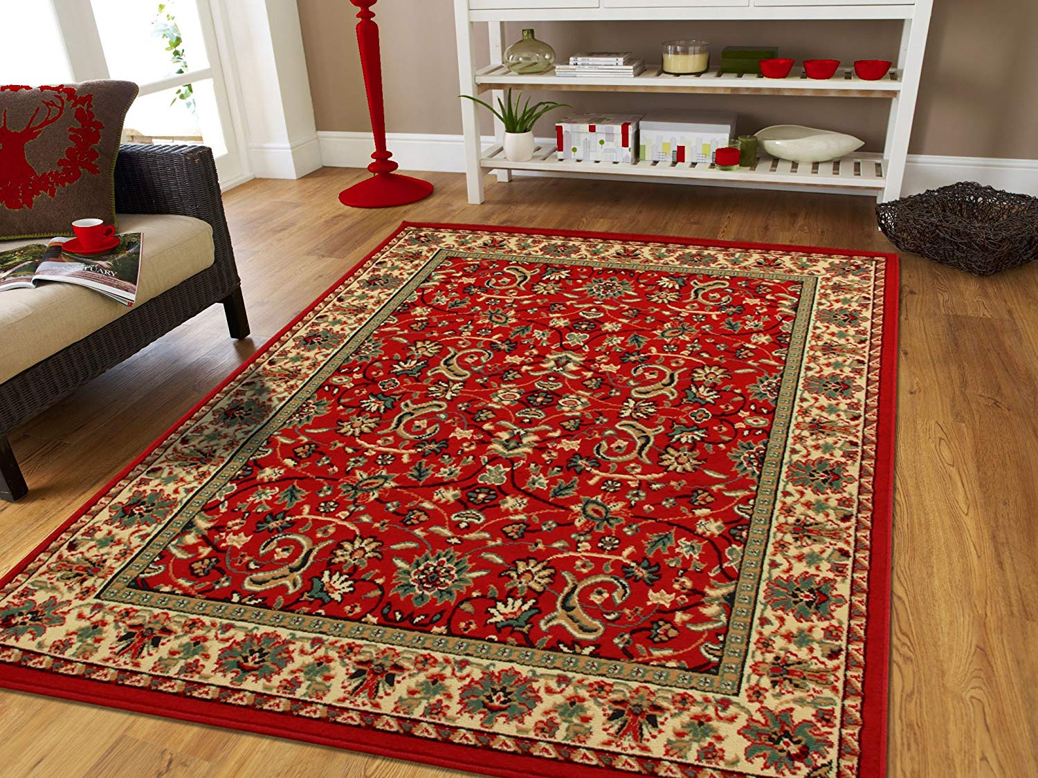 Enhancing the beauty of your floor with persian rugs