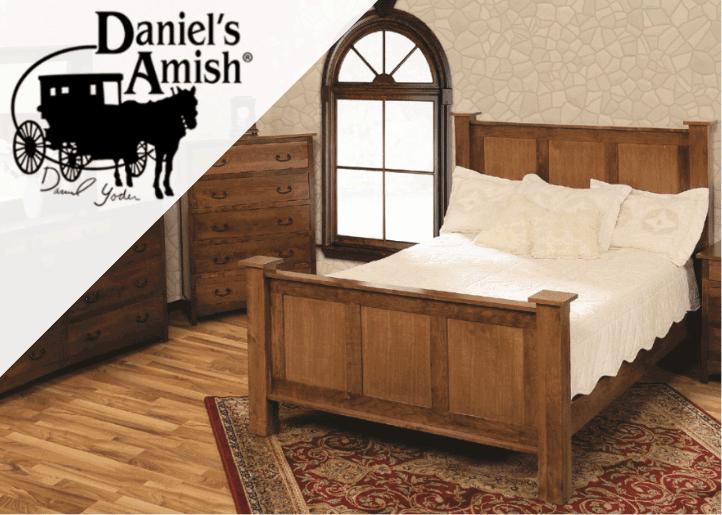 Amish furniture danielu0027s amish EFFLXSU