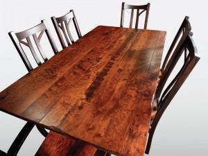 Amish furniture dining-room-set dublin-dinding-set ... EYVZRRW