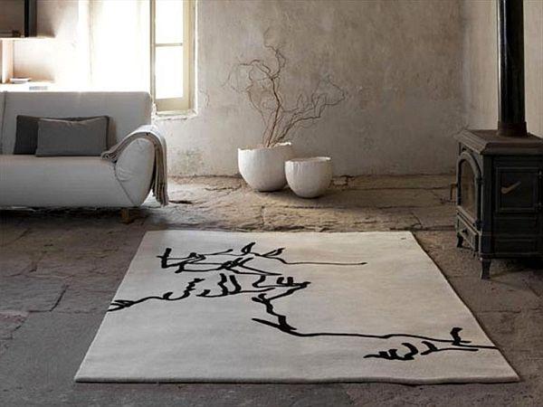 artistic rug the elegant chillida rugs by nani marquina XDZUQMR