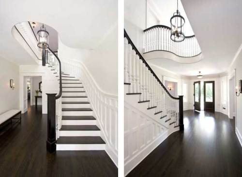 avoid glossy dark hardwood floors GSEFREH