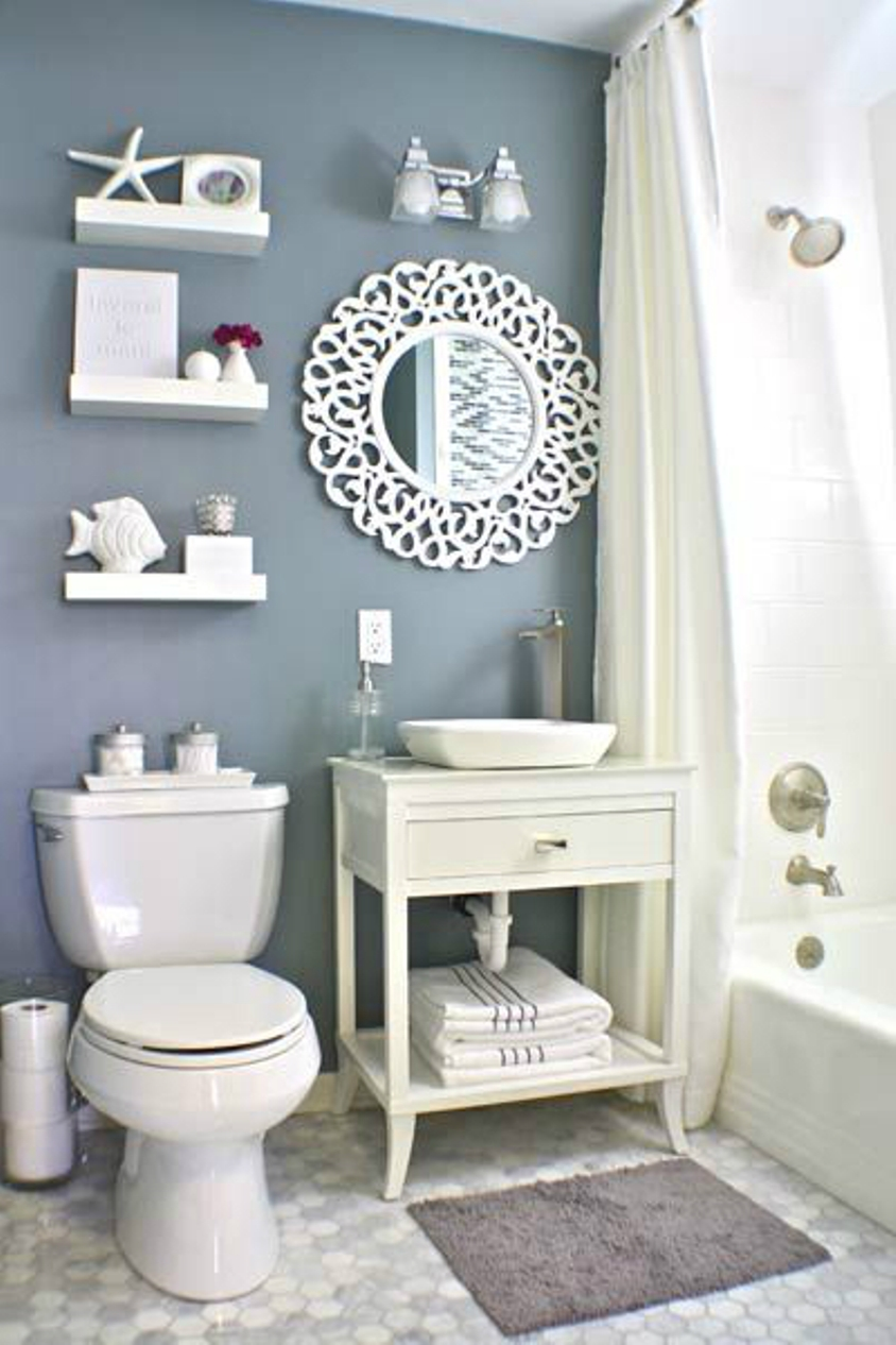 Bathroom Decor Sets cool nautical bathroom decor WRWPUTZ