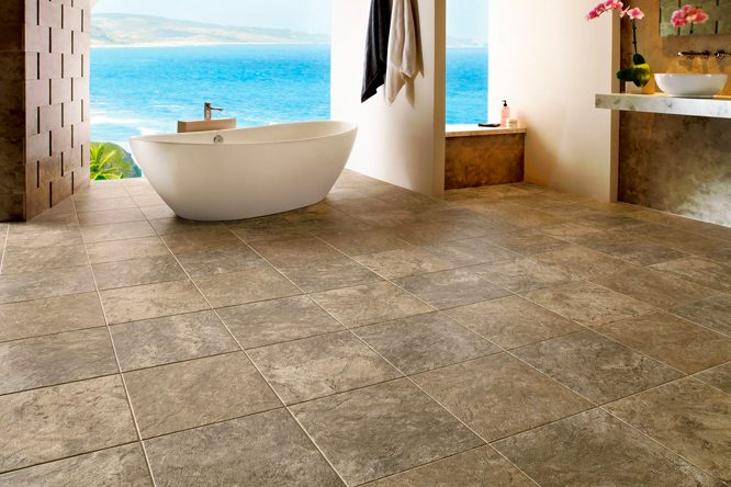 Bathroom flooring alterna XUBIAIN