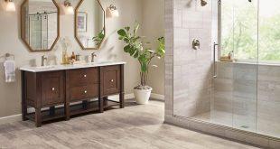 Bathroom flooring bathroom flooring in vinyl sheet - b6325 duality premium collection ZMKOXWJ