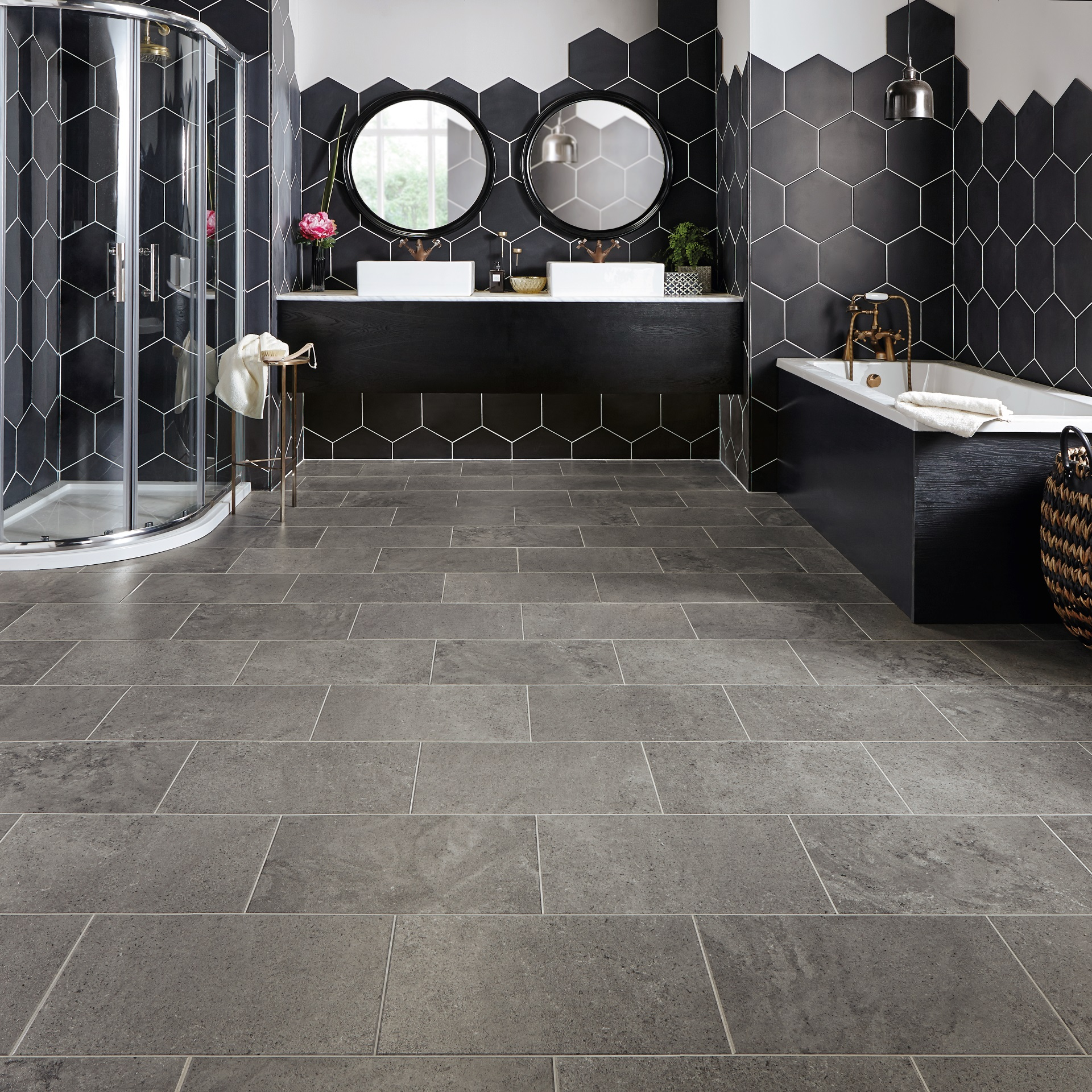 Bathroom flooring cer17 drift HHDBLKQ