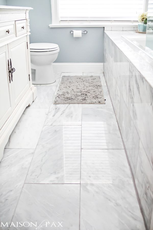 Bathroom flooring i love this bathroom! gorgeous finishes and brilliant ideas for  space-efficient solutions BDZQWJC