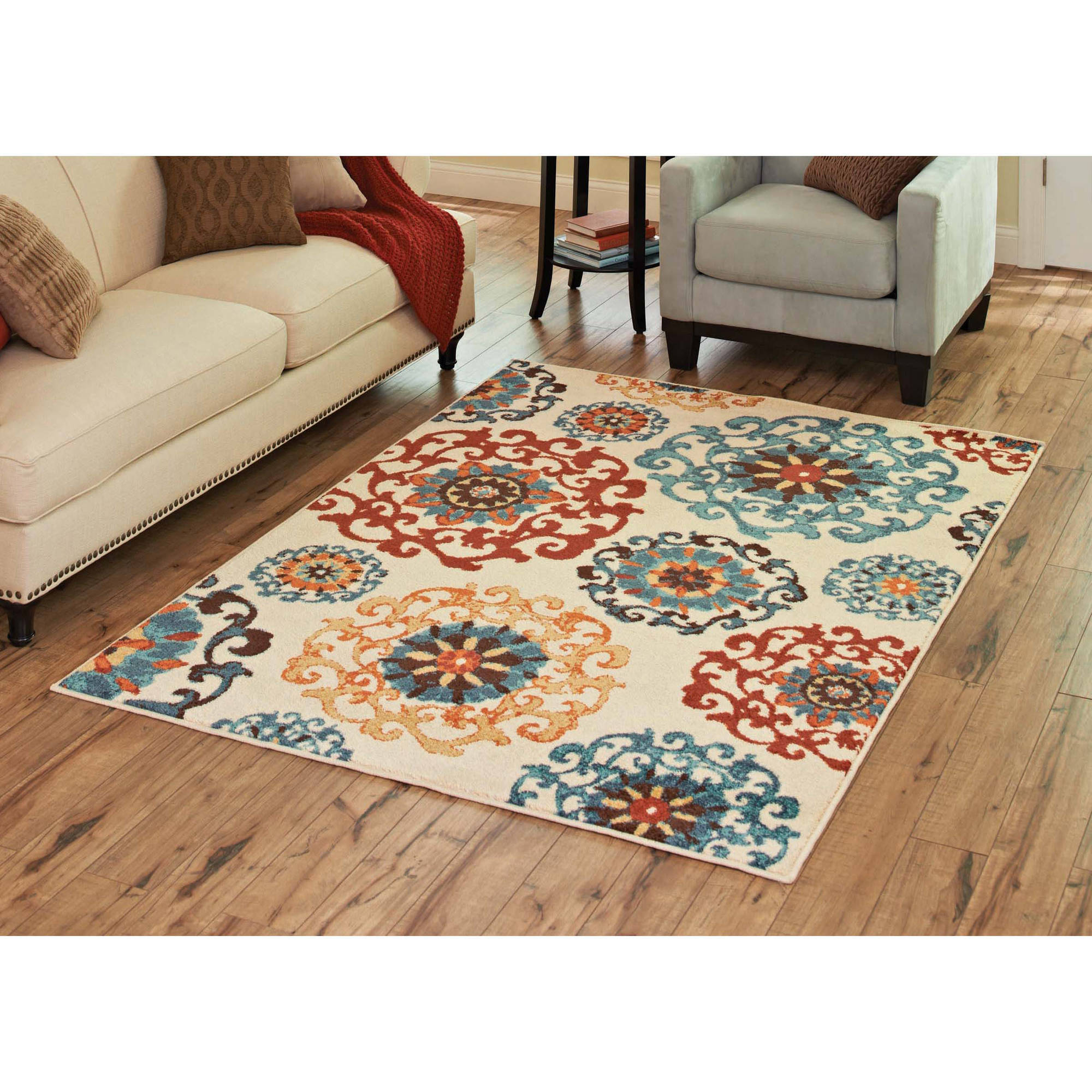 better homes and gardens suzani area rug or runner CYWYOWB
