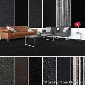 black carpet image is loading black-carpet-cheap-black-carpets-loop-twist-amp- XCOHTFQ