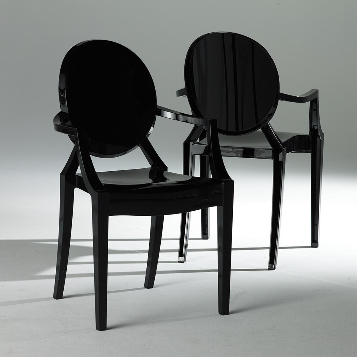 black ghost chairs IDCYARB