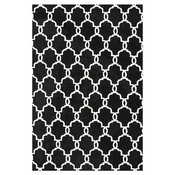 Black rugs black rugs youu0027ll love | wayfair JTDCFAD