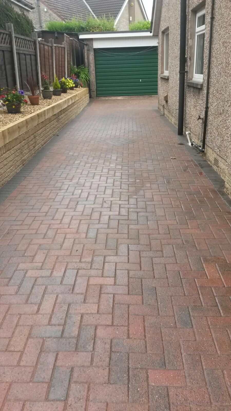 block paving sealer - matt (25l) WQOMSTH
