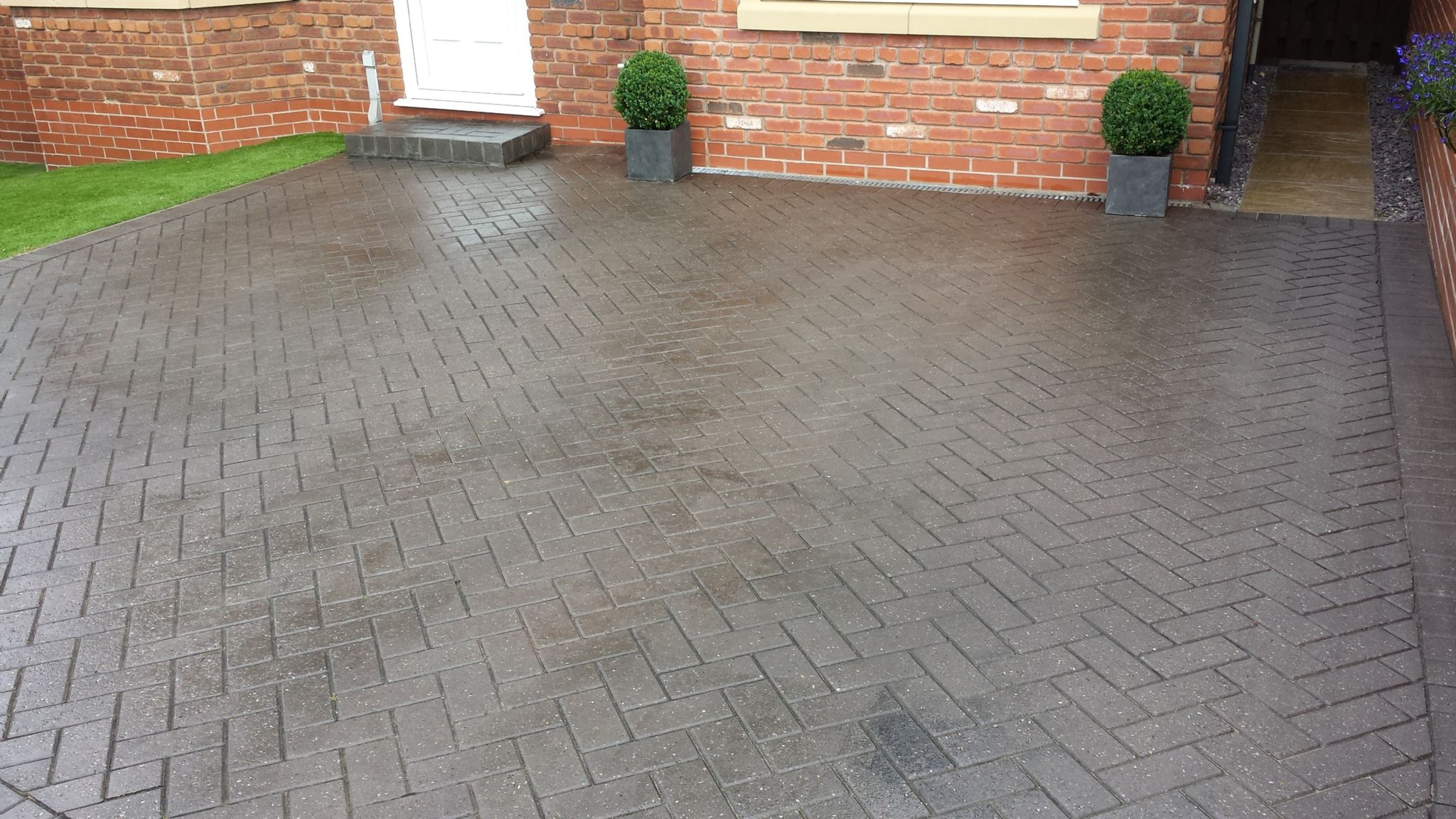 block paving sealer - ultra high solids gloss (20l) OTVURCG