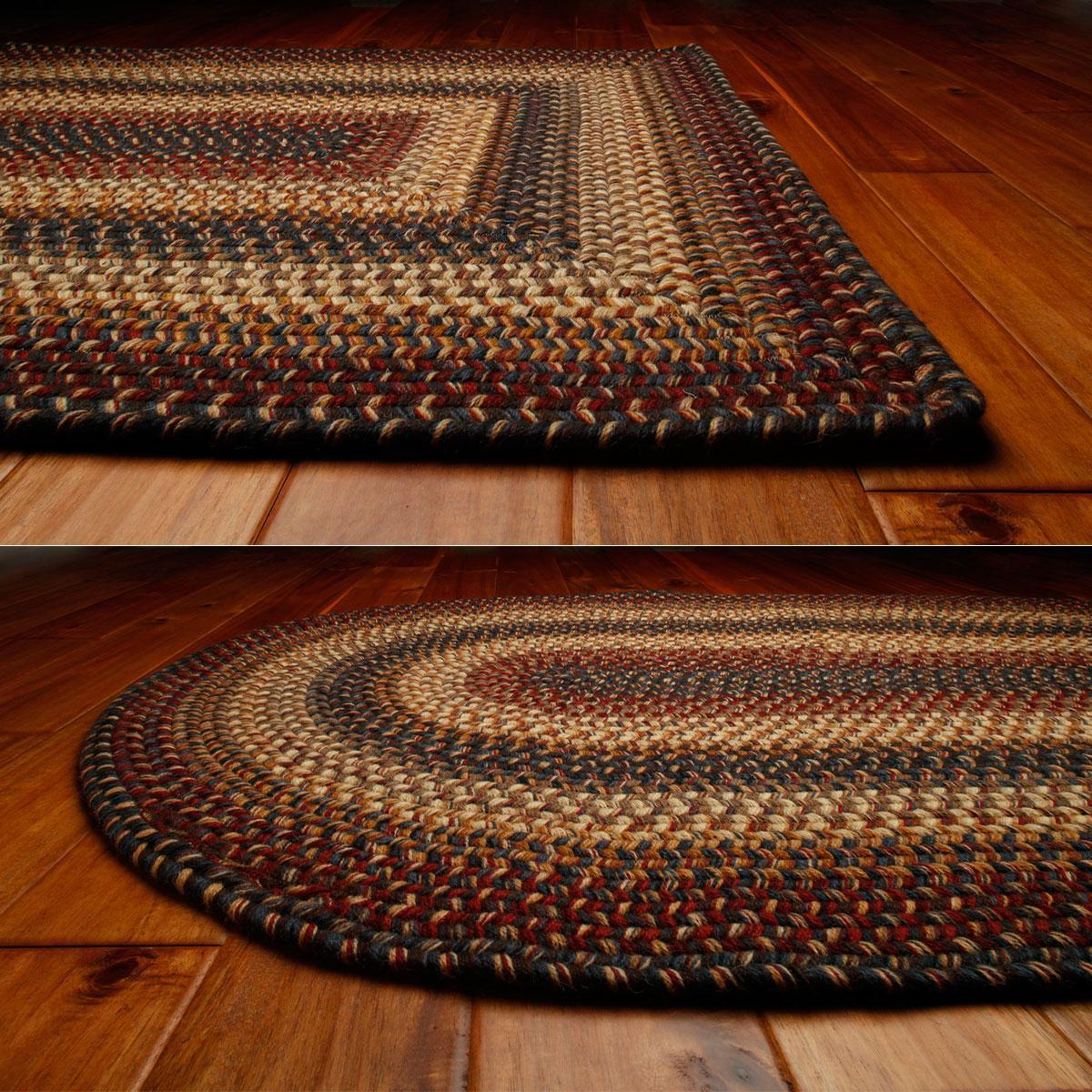 braided rugs ... image 3 ... WSCDTLP