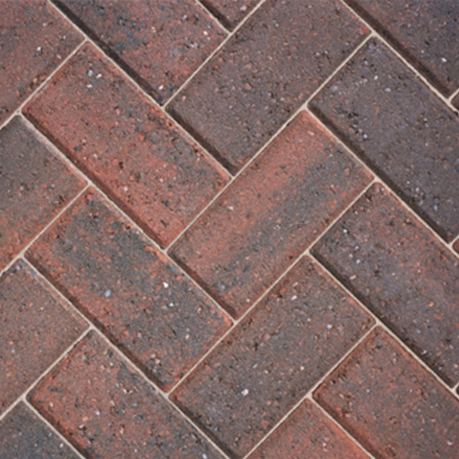brindle europa block paving (l)200mm (w)100mm, pack of 404, 8.08 m² | YTUYAMQ