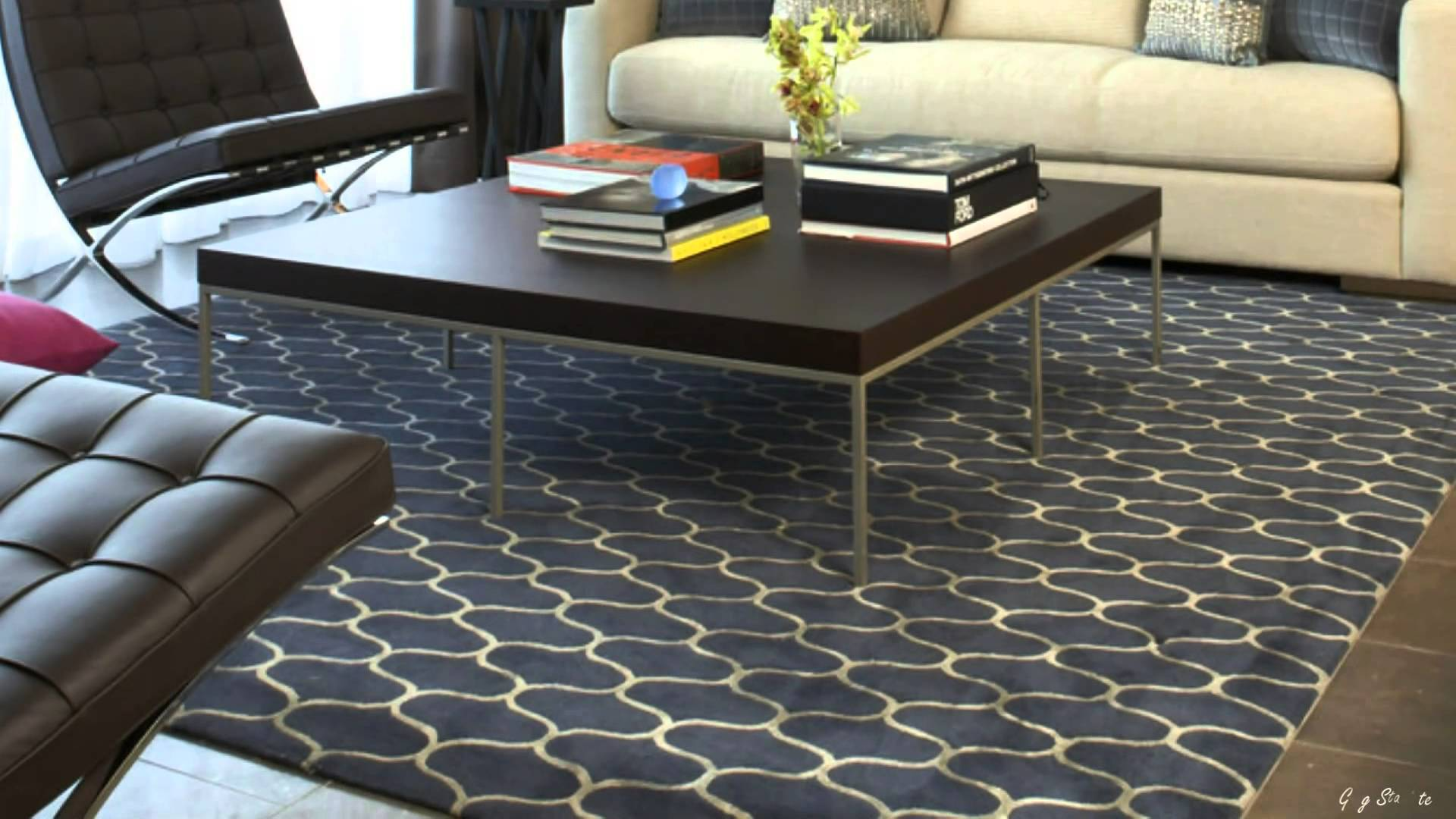 Carpet design ideas patterned carpet - living room design ideas - youtube HUFQVWO