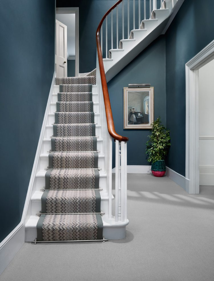 carpet for stairs 43 cool carpet runners for stairs to make your life safer REGWOYS