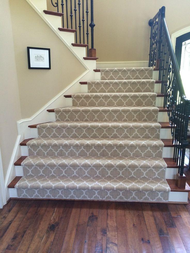 carpet runner on carpet taza carpet looks great on the stairs tuftex carpets of california KQDTCVE