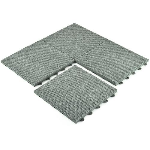 carpet tiles raised squares snap together 4 tiles. HXHEWVD