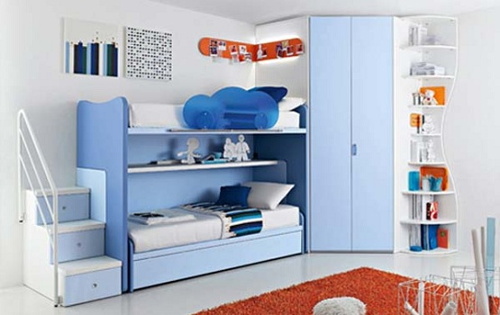 Children Bedroom Sets rainbow kids bedroom sets ... URYTNWN