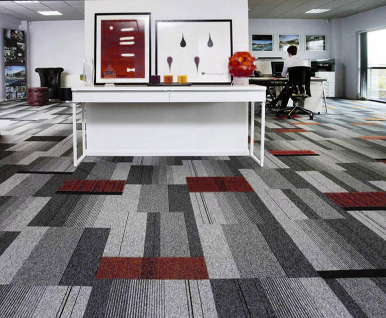 commercial carpet square tiles WIJZJUU