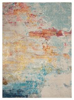 contemporary area rugs marfa outpost area rug - contemporary - area rugs - by nourison KJPQZST