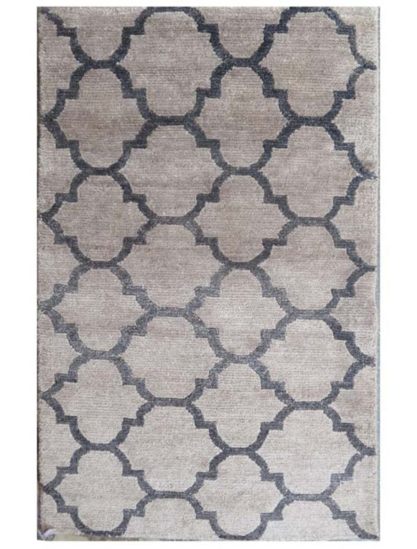 contemporary rugs bamboo silk contemporary india JTEFDDT