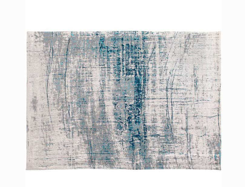 contemporary rugs contemporary rug in blue r855tbx by natuzzi TPMYSLR