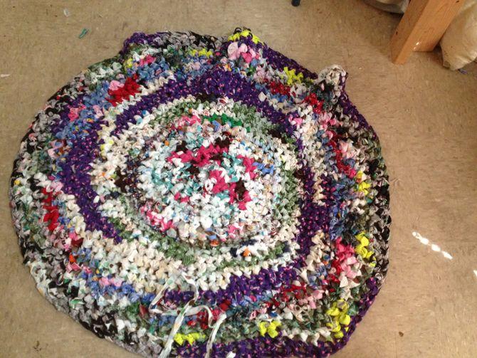 crochet rag rug uploaded 3 years ago ESCZDEZ