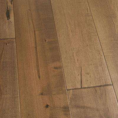 Engineered wood flooring maple cardiff 3/8 in. thick x 6-1/2 in. MQWZDYO