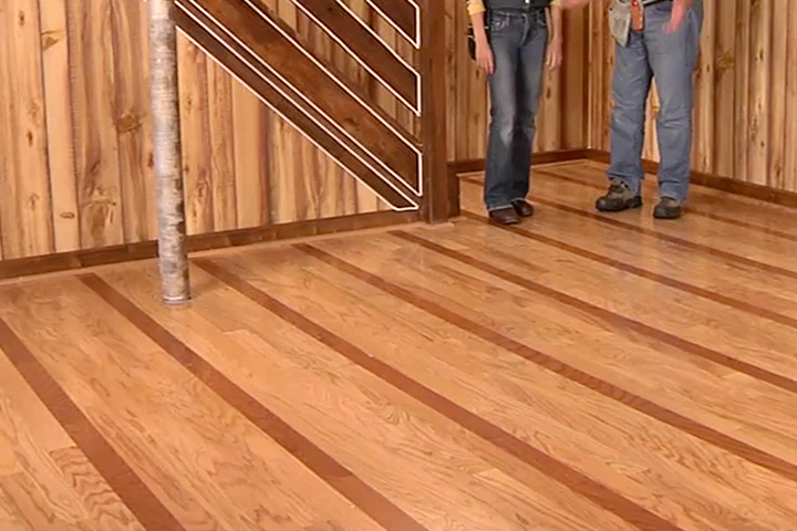 Types of floating floors