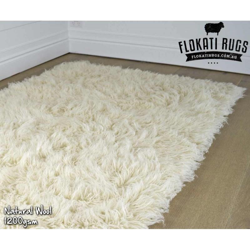 flokati rug flokati natural wool rugs XRHPWTX