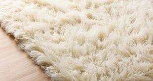 flokati rug superior flokati wool rug cream LMZYNSF