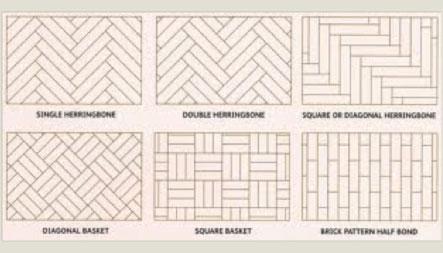 flooring installation patterns different parquet flooring patterns ZLJXMDZ
