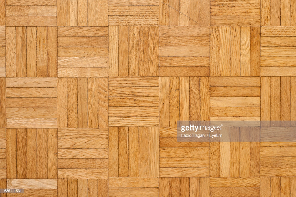 full frame shot of parquet floor FYTPNMZ