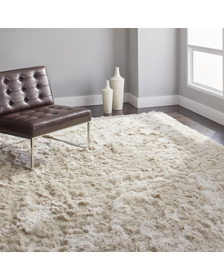 glam shag rug safavieh handmade silken glam paris shag ivory area rug - 8u0027 x 10u0027 RUZJSHH
